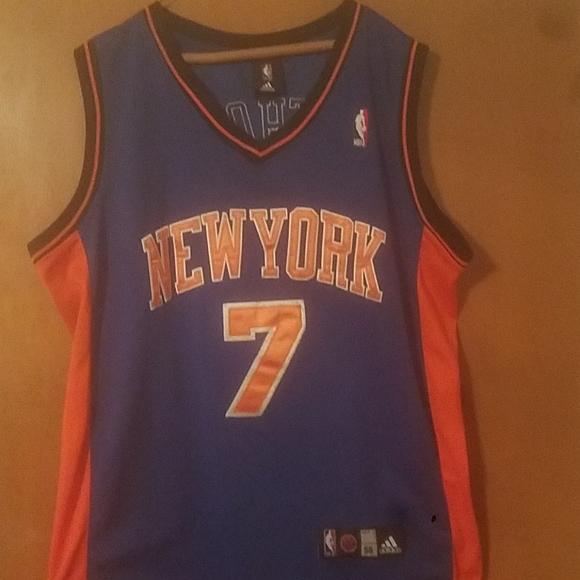 Size 56 New York Knicks Jersey